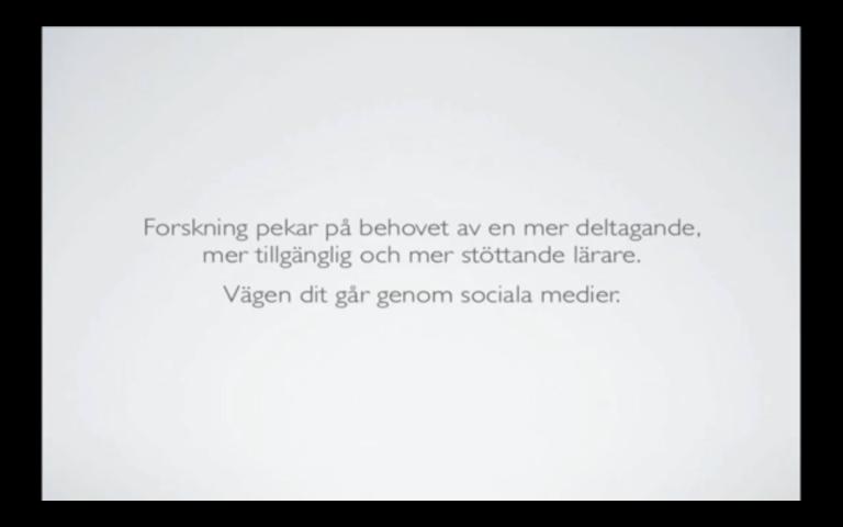 Sammanfattning Jacob Möllstam
