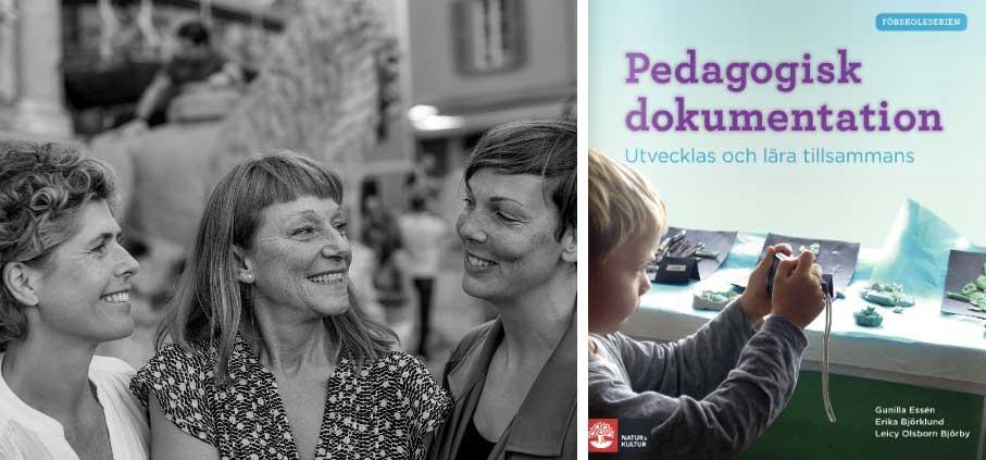 """Uppfinn inte hjulet – bokrecension """"Pedagogisk dokumentation – utvecklas och lära tillsammans"""""""